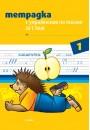 Тетрадка с упражнения по писане за 1. клас №1